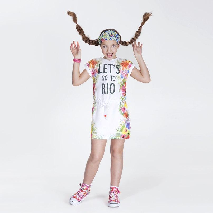 Платье для девочек Tatlin в Acoolakids