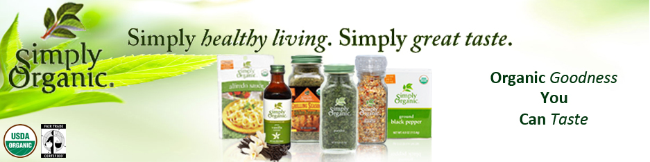 Simply Organic в iHerb со скидкой 20%