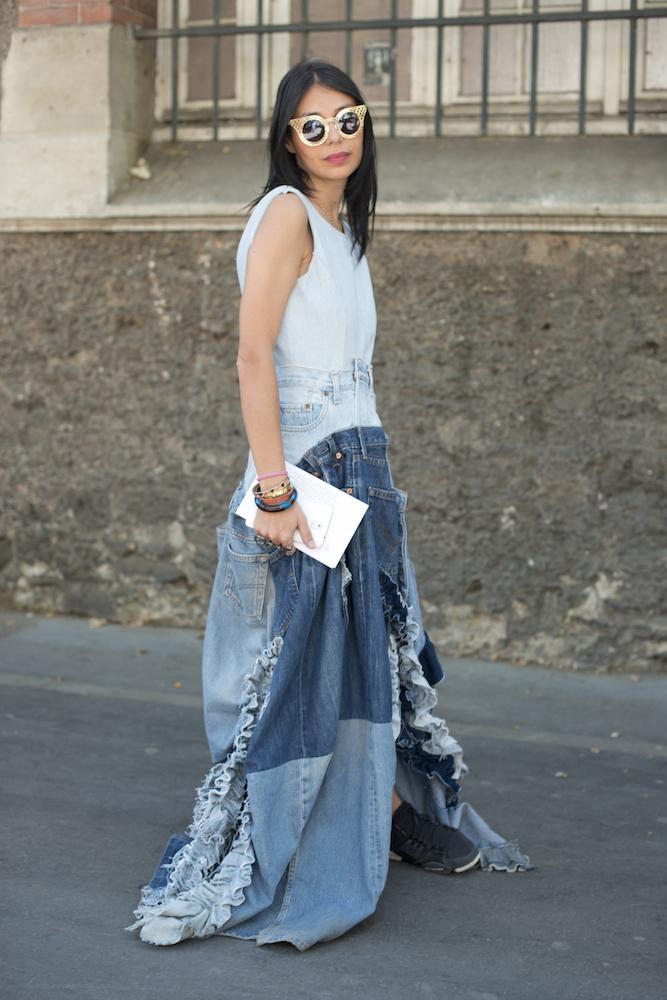 Street Style - Paris Fashion Week - Menswear Spring/Summer 2016 : Day 5